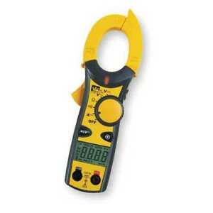 Ideal 61 744 Digital Clamp Meter 600a 600v