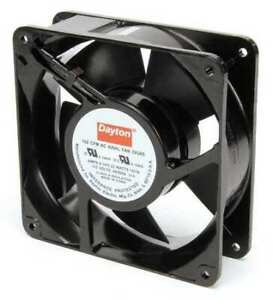 Dayton 3vu65 Axial Fan Square 115vac 1 Phase 92 102 Cfm 4 11 16 W