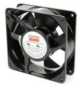 Dayton 2rtd8 Axial Fan Square 230vac 1 Phase 87 99 Cfm 4 11 16 W