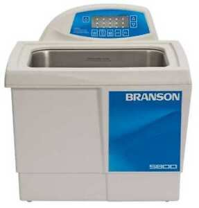 Branson Cpx 952 518r Ultrasonic Cleaner cpxh 2 5 Gal