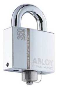 Abloy Plm350 50b kd Keyed Padlock different 2 53 64 w