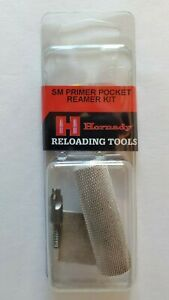 HORNADY 041203 SMALL PRIMER POCKET REAMER KIT  *Ships within 1 Business Day*