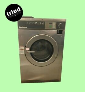 Huebsch 40lb Coin Op Washer Unimac Huebsch Dexter Laundromat Speed Queen Ipso