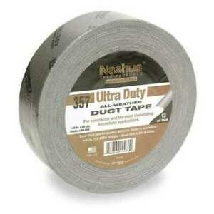 Nashua 357 Duct Tape 48mm X 55m 13 Mil silver