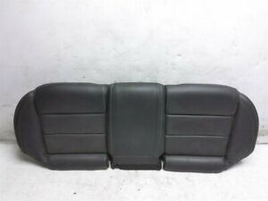 2017 2018 Nissan Maxima Rear Lower Seat Portion 88300 9dd2a Black Leather