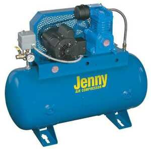 Jenny K2s 30ums 115 1 Fire Sprinkler Air Compressor 2 Hp