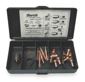 Victor Thermal Dynamics 5 2551 Plasma Torch Consumable Kit 40 Amps