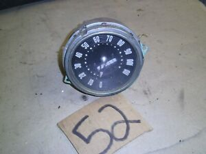 1953 1954 Chevrolet Delivery Nomad Bel Air Two Ten 150 Dash Speedometer Ac Delco