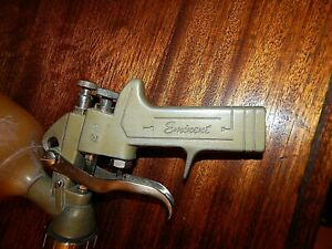 Automotive Finishes Spray Gun Eminent Model E13 Complete Very Clean