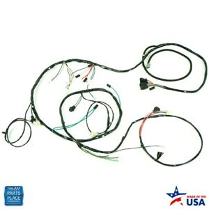 1970 Impala Caprice Bel Air Front Light Harness Altpi V8 Ea