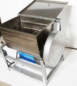Electric Food Mixer Dough Maker Stainless Steel Blende Cooking Bakery Mixer New