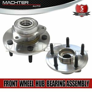 2 Front Wheel Bearing Hub Assembly For 2002 05 Ford Explorer Mercury Mountaineer