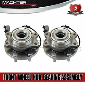 515065 2 Front Wheel Hub Bearing Fit Nissan Frontier Pathfinder Xterra Equator