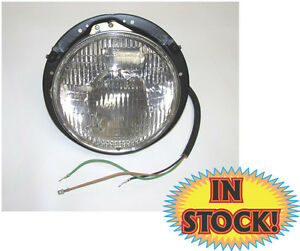 Counterpart 55 13055 1955 57 Chevy Pickup Complete Headlight Bucket W Hl Bulb