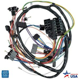 1960 Impala Bel Air Biscayne Dash Harness Automatic Transmission Ea
