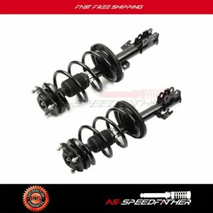 For Toyota Sienna 2007 2010 Front Complete Strut Shock Absorber Spring Assembly