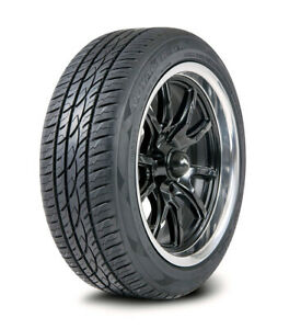 2 New Groundspeed Voyager Gt 205 65r15 94h Xl A S Performance Tires