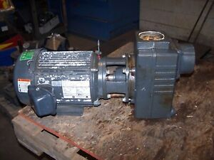 Amt 3 Cast Iron Self Priming Centrifugal Pump 3 Hp 208 230 460 Vac 2874 95