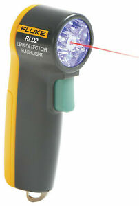 New Fluke Rld2 Leak Detector Flashlight With 6 Uv Leds Four Operating Modes