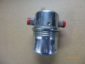 1959 1961 Corvette Nice Used Fuel Injection Fuel Filter