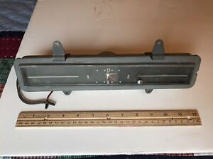 Gm Oldsmobile Borg Dash Clock Circa 1960 Untested General Motors