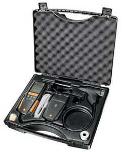 Testo 0563 3110 Combustion Analyzer residential printer