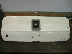 1973 To 1979 Ford Pickup Bed Tool Box Door 1974 1975 1976 1977 1978 W Latch