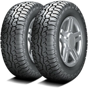 2 New Armstrong Tru trac At 225 70r16 103t A t All Terrain Tires