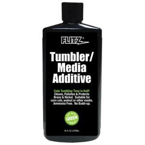 Flitz Tumbler Media Additive 16oz Bottle TA-04806 $34.08