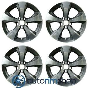Jeep Cherokee 2019 2020 18 Oem Wheels Rims Full Set