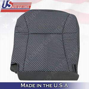 1999 2002 Dodge Ram 1500 3500 Work Truck Base Driver Front Cloth Cover Dark Gray