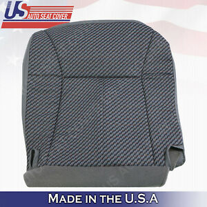Right Bottom Cloth Replacement Gray 1998 To 2002 Dodge Ram 1500 2500 3500 Wt St