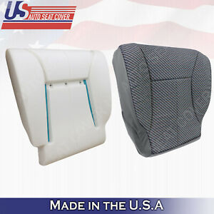 1998 To 2002 Only Driver Bottom Cover Plus Dodge Ram 1500 Gray Foam Cushion