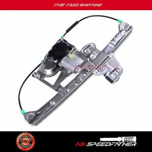 2000 2001 Power Window Regulator W Motor For Cadillac Deville Front Driver Side