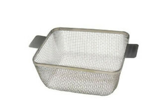 Basket For Ultrasonic Cleaner Wire Mesh Stainless Steel