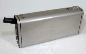 Tanks Inc Universal Stainless Steel Fuel Tank With Angled Neck