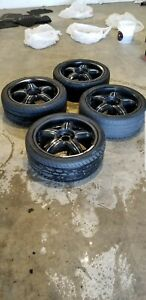 Dolce Dc26 Wheels With Yokohama S Drive Summer Tires Pickup Only