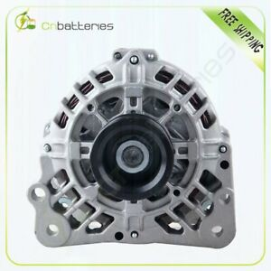 Alternator For 1 8l 2 0l Volkswagen Jetta Beetle 99 00 01 05 Golf 99 06 Eurovan
