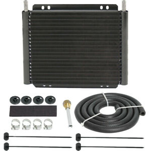 High Performance 3 8 Transmission Oil Thermo Cooler Kit Truck Rv Trailer Towing