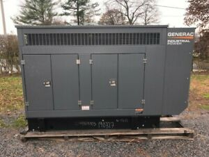 60kw Generac Natural Gas Generator New Surplus Tested Serviced 1 5 Hrs