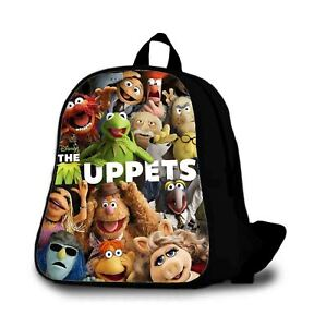 The Muppets 12 Backpack Kids Students School Bag