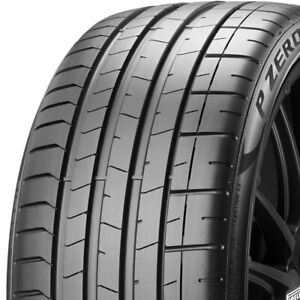 1 New 245 40zr19xl 98y Pirelli P zero pz4 245 40 19 Tire