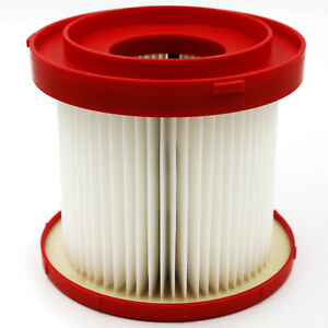 4yourhome Vacuum Cleaner Filter For Milwaukee 49 90 1900 Wet dry Vacuums