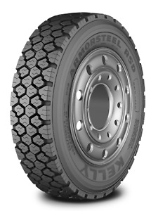 Kelly Armorsteel Rsd 245 70r19 5 Load G 14 Ply Drive Commercial Tire