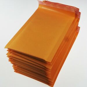 Kraft Bubble Mailer Padded Bag Shipping Mailing Envelopes 4x7 In 5x9 In 6x9 In