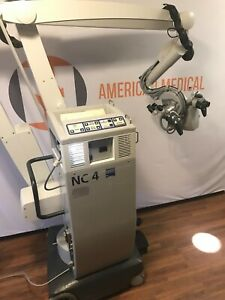 Carl Zeiss Opmineuro Nc4 Surgical Microscope System Superlux 301