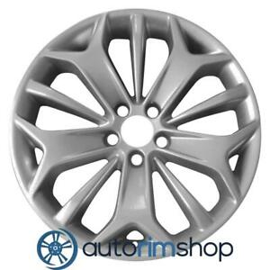 New 19 Replacement Rim For Ford Taurus 2015 2019 Wheel Silver