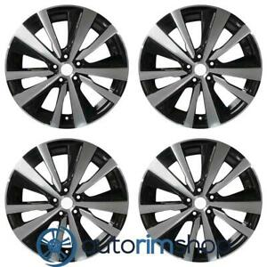 New 19 Replacement Wheels Rims For Nissan Altima 2019 2020 Set Machined With