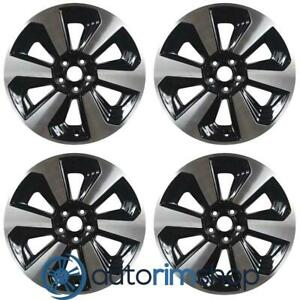 New 17 Replacement Wheels Rims For Subaru Forester 2017 2018 Set Machined With