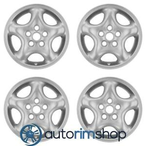 Land Rover Discovery 1999 2004 16 Factory Oem Wheels Rims Set